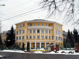 Vinnytsia State Pedagogical University of Mykhailo Kotsyubynsky