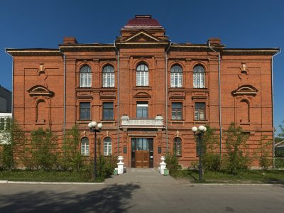 Tomsk State University of Architecture and Construction